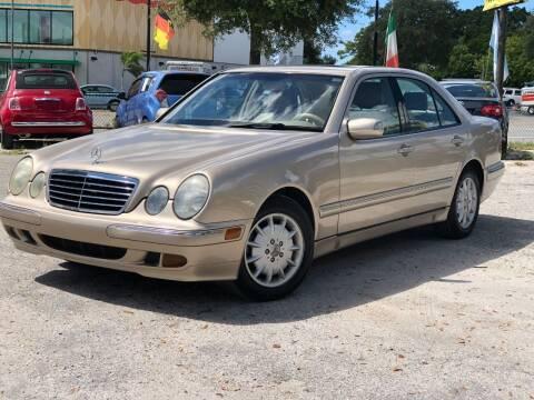 2001 Mercedes-Benz E-Class for sale at Pro Cars Of Sarasota Inc in Sarasota FL