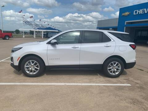 2022 Chevrolet Equinox for sale at JOHN HOLT AUTO GROUP, INC. in Chickasha OK