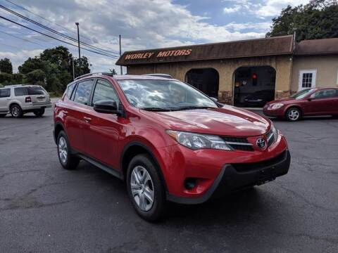 2014 Toyota RAV4 for sale at Worley Motors in Enola PA