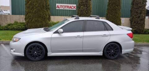 2008 Subaru Impreza for sale at AUTOTRACK INC in Mount Vernon WA