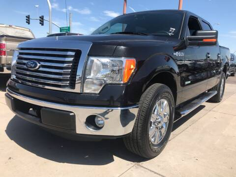 2012 Ford F-150 for sale at Town and Country Motors in Mesa AZ