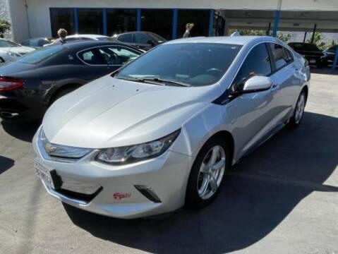 2018 Chevrolet Volt for sale at CAR CITY SALES in La Crescenta CA