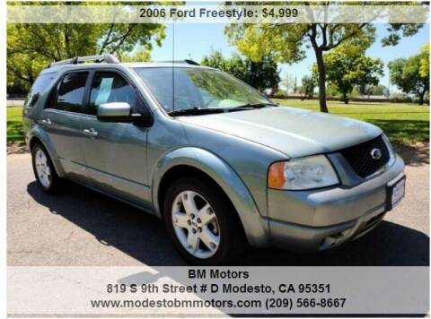 2006 Ford Freestyle for sale at BM Motors in Modesto CA
