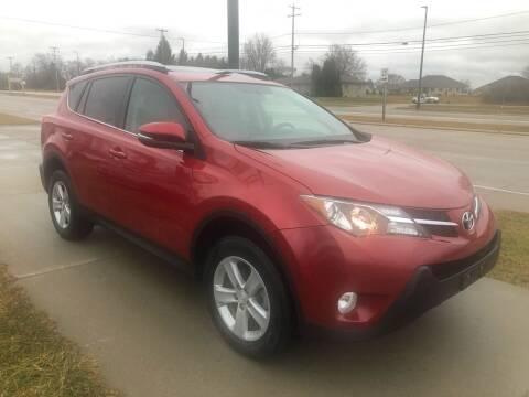 2014 Toyota RAV4 for sale at Wyss Auto in Oak Creek WI