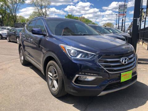 2017 Hyundai Santa Fe Sport for sale at Champs Auto Sales in Detroit MI