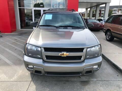 2007 Chevrolet TrailBlazer for sale at Thumbs Up Motors in Warner Robins GA
