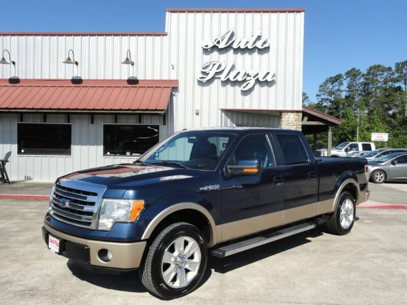 2013 Ford F-150 for sale at Grantz Auto Plaza LLC in Lumberton TX