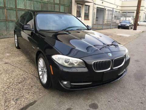 2013 BMW 5 Series for sale at Illinois Auto Sales in Paterson NJ