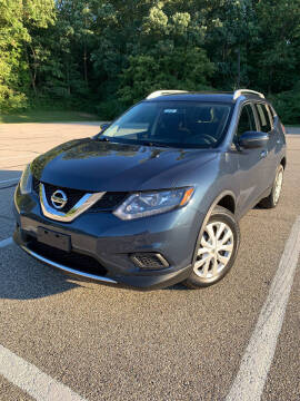 2016 Nissan Rogue for sale at Lifetime Automotive LLC in Middletown OH