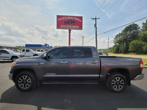 2014 Toyota Tundra for sale at Ford's Auto Sales in Kingsport TN