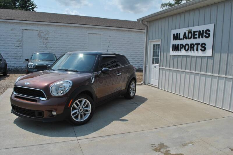 2014 MINI Paceman for sale at Mladens Imports in Perry KS