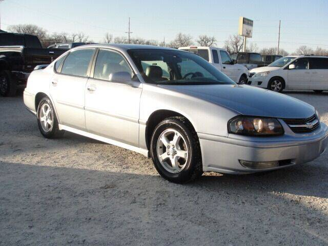 2005 Chevrolet Impala for sale at Frieling Auto Sales in Manhattan KS