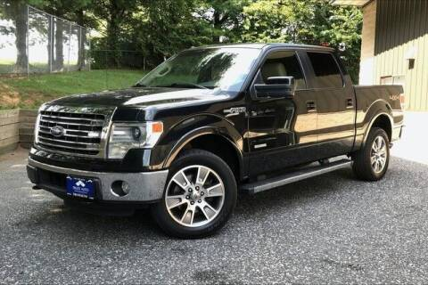 2014 Ford F-150 for sale at TRUST AUTO in Sykesville MD