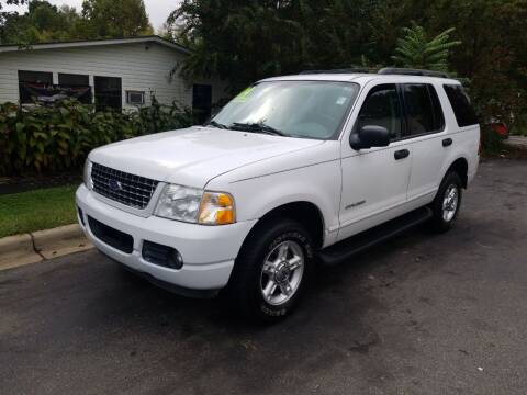2004 Ford Explorer for sale at TR MOTORS in Gastonia NC