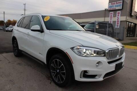 2017 BMW X5 for sale at Road Runner Auto Sales WAYNE in Wayne MI