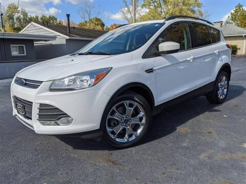 2014 Ford Escape for sale at GAHANNA AUTO SALES in Gahanna OH