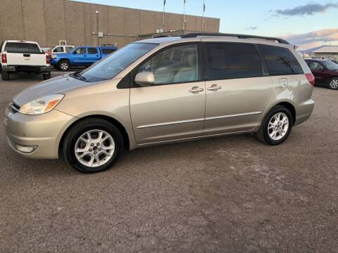 2004 Toyota Sienna for sale at Mikes Auto Inc in Grand Junction CO