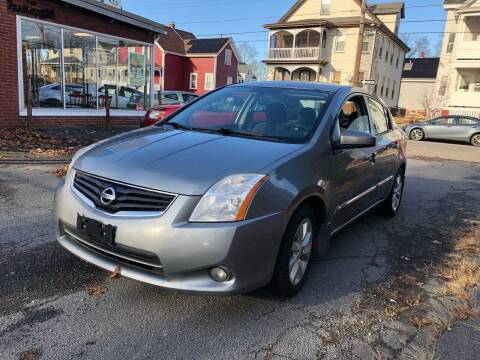 2010 Nissan Sentra for sale at Emory Street Auto Sales and Service in Attleboro MA