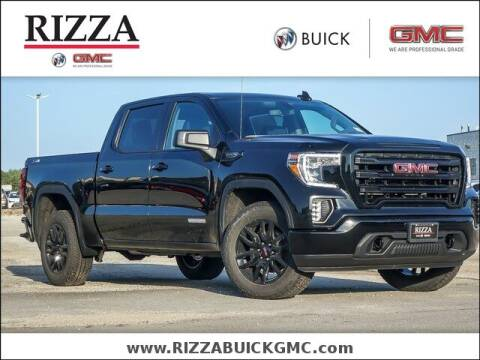 2021 GMC Sierra 1500 for sale at Rizza Buick GMC Cadillac in Tinley Park IL