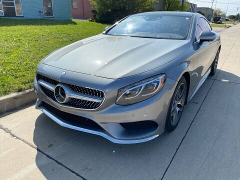 2015 Mercedes-Benz S-Class for sale at M-97 Auto Dealer in Roseville MI