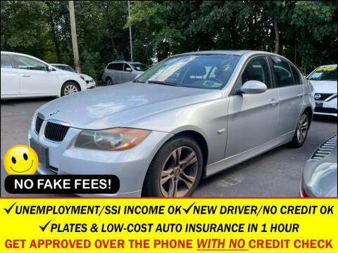 2008 BMW 3 Series for sale at AUTOFYND in Elmont NY