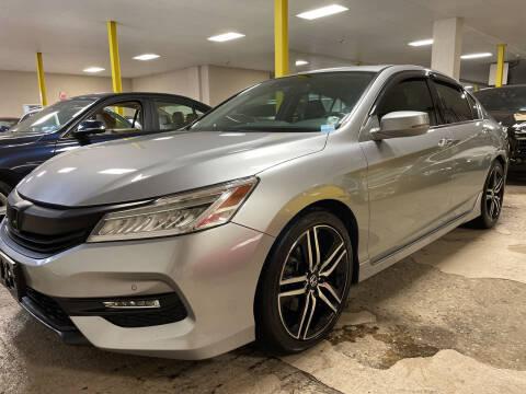 2017 Honda Accord for sale at Vantage Auto Wholesale in Lodi NJ