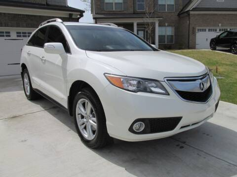 2015 Acura RDX for sale at Mad Motors LLC in Gainesville GA