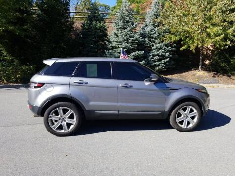2013 Land Rover Range Rover Evoque for sale at Lehigh Valley Autoplex, Inc. in Bethlehem PA