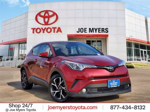 2018 Toyota C-HR for sale at Joe Myers Toyota PreOwned in Houston TX