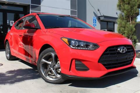 2019 Hyundai Veloster for sale at UNITED AUTO in Millcreek UT
