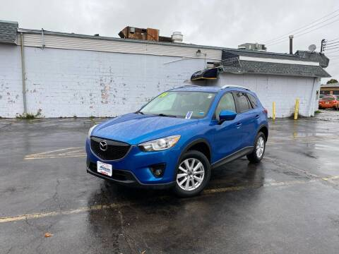 2014 Mazda CX-5 for sale at Santa Motors Inc in Rochester NY