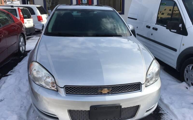 2012 Chevrolet Impala for sale at B&T Auto Service in Syracuse NY
