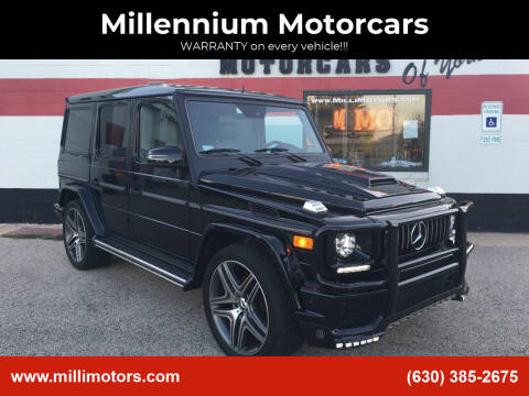 2005 Mercedes-Benz G-Class for sale at Millennium Motorcars in Yorkville IL