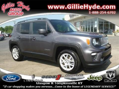 2019 Jeep Renegade for sale at Gillie Hyde Auto Group in Glasgow KY