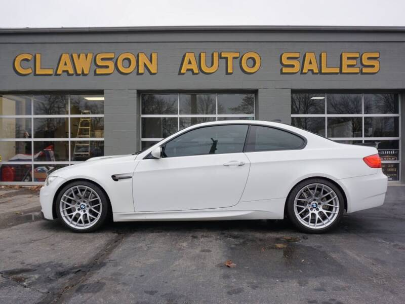 2011 BMW M3 for sale at Clawson Auto Sales in Clawson MI