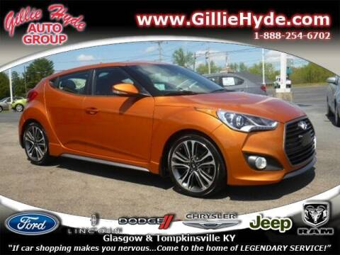 2016 Hyundai Veloster for sale at Gillie Hyde Auto Group in Glasgow KY