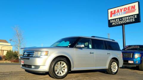 2012 Ford Flex for sale at Hayden Cars in Coeur D Alene ID