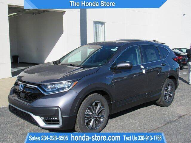 2022 Honda CR-V Hybrid for sale in Youngstown, OH