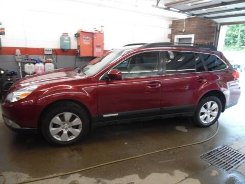 2011 Subaru Outback for sale at East Barre Auto Sales, LLC in East Barre VT