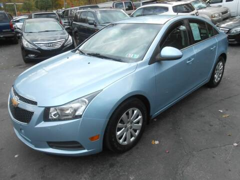 2011 Chevrolet Cruze for sale at AUTOS-R-US in Penn Hills PA