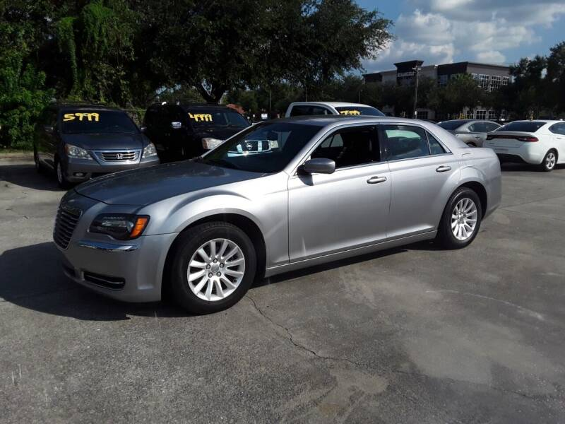 2014 Chrysler 300 for sale at FAMILY AUTO BROKERS in Longwood FL
