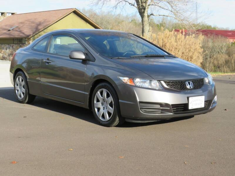 2010 Honda Civic for sale at Sevierville Autobrokers LLC in Sevierville TN