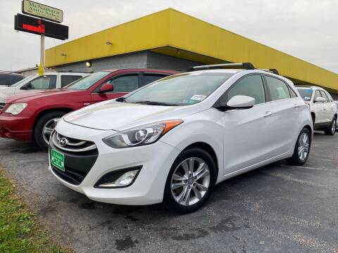 2013 Hyundai Elantra GT for sale at McNamara Auto Sales - Kenneth Road Lot in York PA