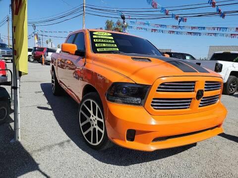 2015 RAM Ram Pickup 1500 for sale at La Playita Auto Sales Tulare in Tulare CA