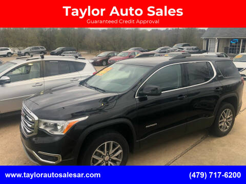 2017 GMC Acadia for sale at Taylor Auto Sales in Springdale AR