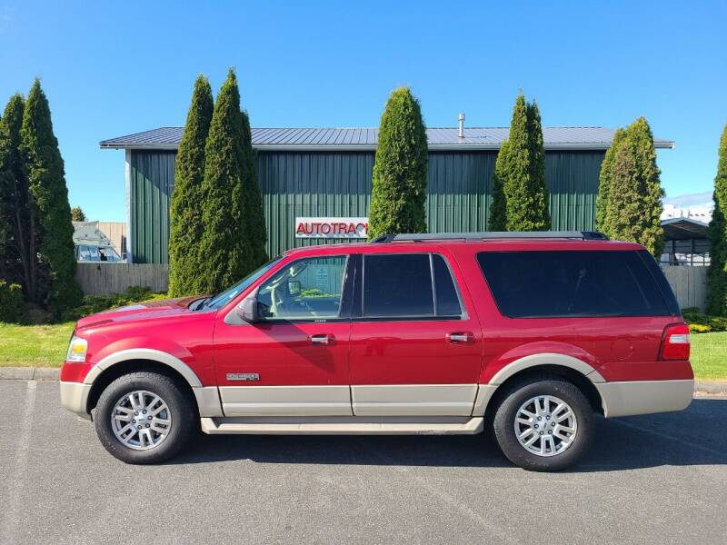 2007 Ford Expedition EL for sale at AUTOTRACK INC in Mount Vernon WA