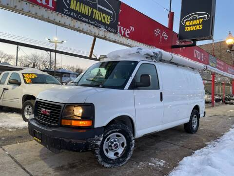 2010 GMC Savana Cargo for sale at Manny Trucks in Chicago IL