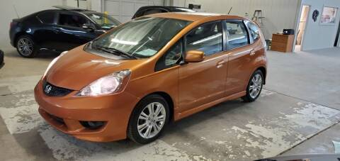 2009 Honda Fit for sale at Klika Auto Direct LLC in Olathe KS