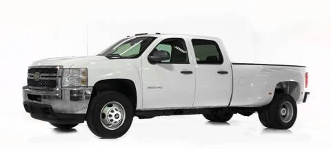 2013 Chevrolet Silverado 3500HD for sale at Houston Auto Credit in Houston TX