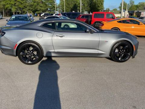 2021 Chevrolet Camaro for sale at St. Louis Used Cars in Ellisville MO